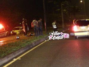 Mueren tres personas en accidente de tránsito ocurrido sobre la Av Maracos de Villavicencio