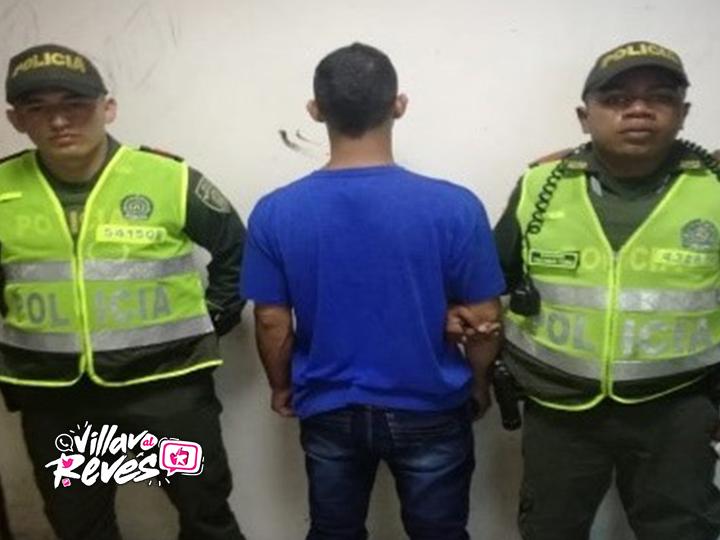 Capturado por agredir a un ciudadano en el barrio Popular de Villavicencio
