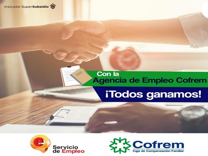 Agencia de empleo de Cofrem ha beneficiado a más de 10.000 personas