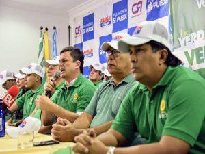 Directivos del Partido Alianza Verde se unieron a la campaña del candidato Fabián Torres