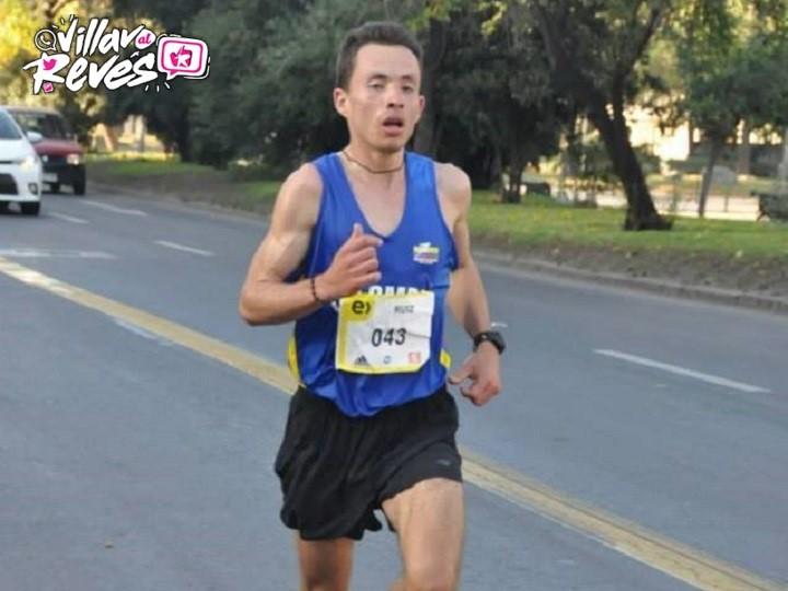 Andrés Ruiz Malaver atleta llanero ganó la Media Maratón del Mar de Cartagena