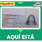 #AquíEstá tu cédula 'Carol Díaz'