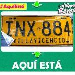 #AquíEstá tu placa INX 884 en nuestra sección de #VillavoAlrevés