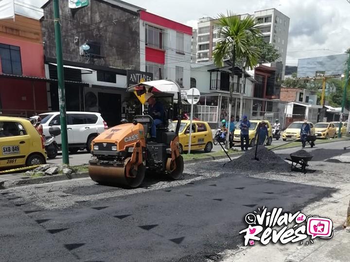 La Alcaldía de Villavicencio recuperó más de 700 m² de corredores viales