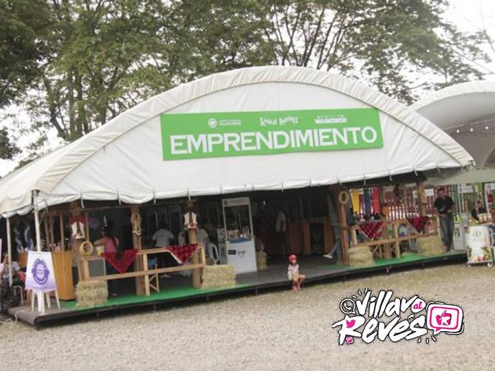 Feria de emprendimiento del Festival Llanero ha sido un éxito