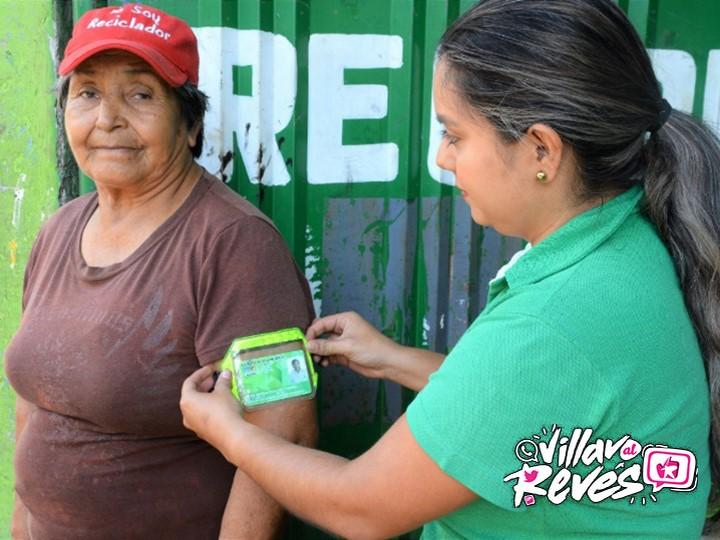 La Alcaldía de Villavicencio carnetizó a recicladores de la ciudad