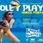 El Voleibol será uno de los atractivos en la programación del Festival Llanero