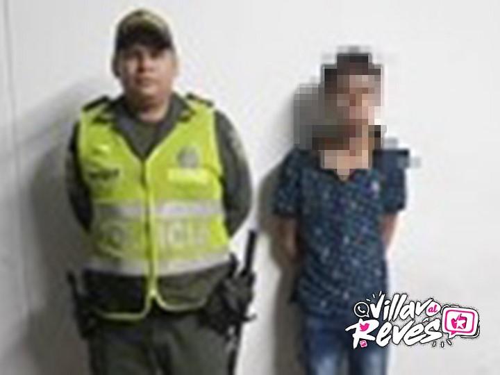 Un hombre capturado por presunto hurto de celular en el barrio Antonio Ricaurte en Villavicencio