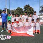 Club Independiente Meta, campeón del 'Mundialito' que se desarrolló en Cartagena