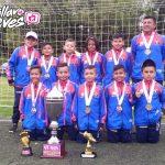 Equipo metense se consagró campeón del Torneo Internacional Ciudad de Bogotá