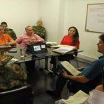Iniciarán audiencias participativas de seguridad en Villavicencio