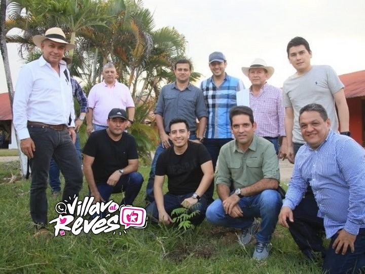 Gobernación del Meta realiza reforestación para preservar el medio ambiente
