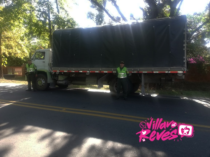 La Policía incautó varios kg de insumos sólidos en la vía Villavicencio – Barranca de Upia