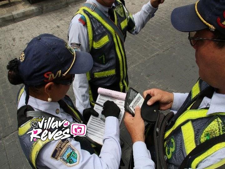 Dos agentes de tránsito fueron agredidos cuando realizaban operativos en el barrio la Esperanza