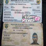 #AquíEstá tu licencia de conducción Alejandro Camacho