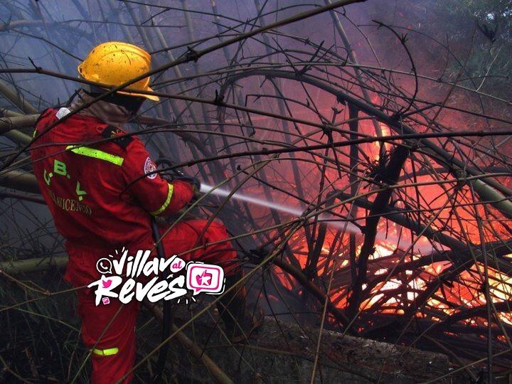 Recomendaciones a la comunidad para evitar incendios forestales