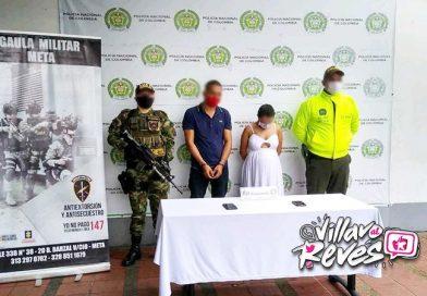 Dos capturados mediante orden judicial por estupefacientes en el barrio Camino Real