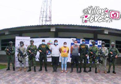 Capturados tres cabecillas de red de extorsión a transportadores fluviales del río Guaviare