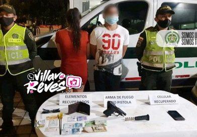 Capturada pareja de delincuentes que atracaron un conductor de taxi en Acacías – Meta
