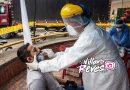 En la Central de Abastos de Villavicencio se realizó la toma de casi 300 muestras para covid-19