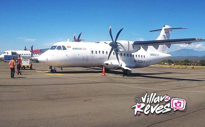 Aerolínea EasyFly se encuentra preparada para realizar pruebas piloto en Colombia
