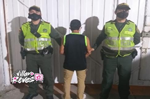 Capturado presunto abusador en el barrio Chapinerito Bajo de Villavicencio