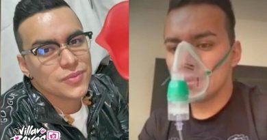 Yeison Jiménez relató que vivió una pesadilla tras ser positivo para Covid-19