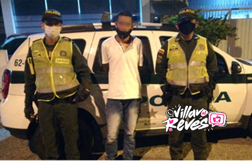 Un hombre capturado en flagrancia con una motocicleta hurtada en Villavicencio