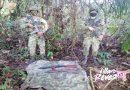 Unidades del Ejército hallaron material de guerra para su uso en contra del municipio de Mesetas