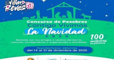 Inscripciones abiertas para el concurso de pesebres y de cuadras con el Instituto de Turismo de Villavicencio