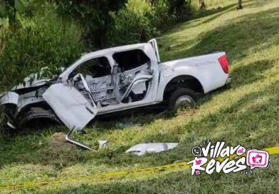 Un menor fallecido y tres personas heridas dejó siniestro vial en el Meta
