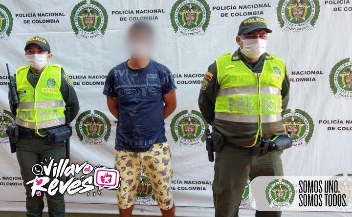 Fue capturado por el delito de fuga de presos en Cubarral – Meta