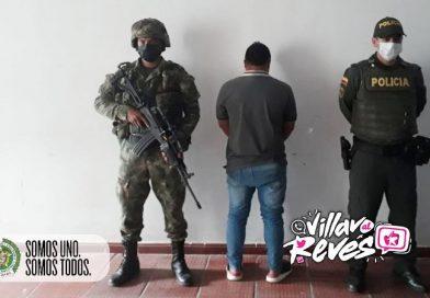 Capturado en Lejanías mediante orden judicial por violencia intrafamiliar agravada