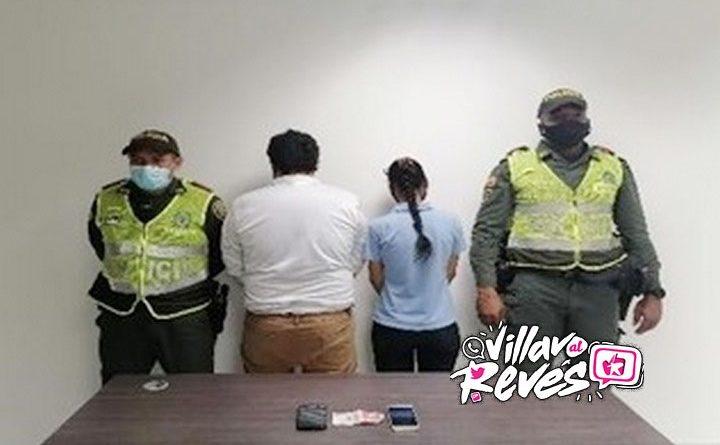 Dos personas fueron capturadas por el delito de hurto en Villavicencio