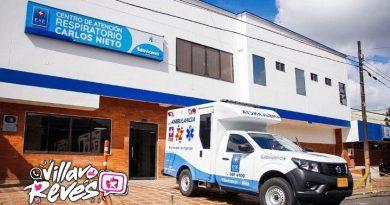 Cinco nuevas camas UCI entran en funcionamiento en el Centro Respiratorio Carlos Nieto de Villavicencio