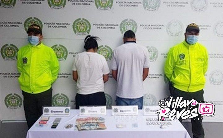 Dos capturas y una aprehensión por tráfico de estupefacientes en Villavicencio
